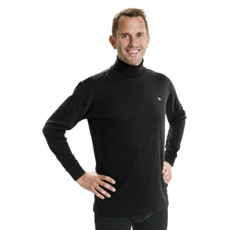 Pull col roule back on track modele homme